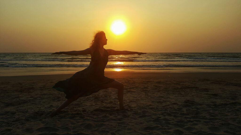 Live like a Yogi über mich