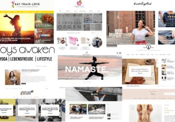 Inspirierende Yoga-Blogs, die du lesen solltest