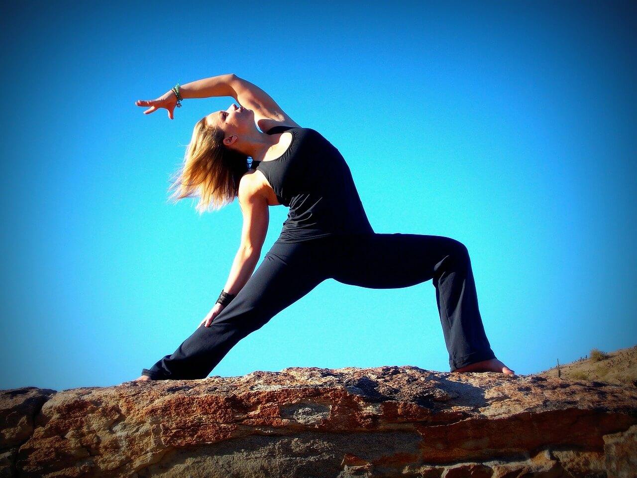 Den richtigen Yogastil finden - Vinyasa Yoga Yoga-Arten passend