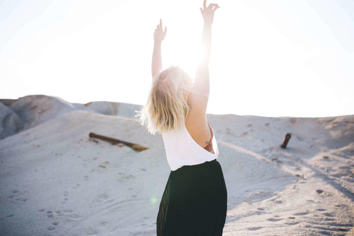 So stärkst du dein Selbstwertgefühl - sechs Schritte zu mehr Selbstvertrauen Selbstwertgefühl steigern stärken aufbauen
