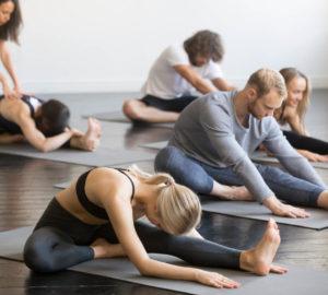 Den richtigen Yogastil finden - Yin Yoga