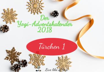 Live Like A Yogi-Adventskalender Türchen 1 Meditation Yoga Playlist