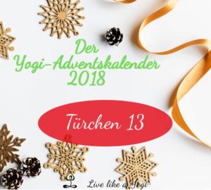 Live Like A Yogi-Adventskalender Türchen 13sanfte Yoga-Videos für die Weihnachtszeit