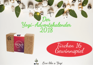 Live Like A Yogi-Adventskalender Türchen #16 Gewinnspiel Shanti Nation