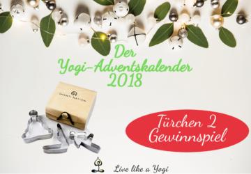 Live Like A Yogi-Adventskalender Türchen #2 Gewinnspiel Shanti Nation