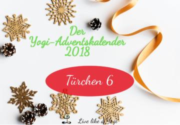Live Like A Yogi-Adventskalender Türchen 6 Yogamattenspray
