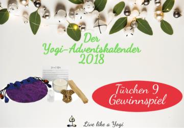 Live Like A Yogi-Adventskalender Türchen #9 Gewinnspiel Shakti Bling Bling