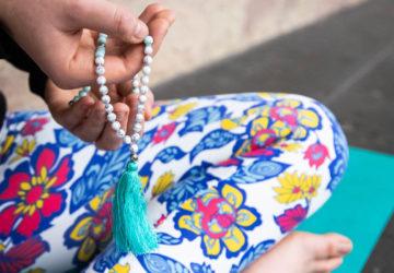 Japa Meditation - Wie du mit einer Mala meditieren lernst (Anleitung)
