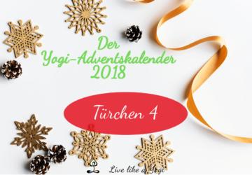 Live Like A Yogi Adventskalender Türchen 4 Yogakleidung selbst machen DIY Anleitung