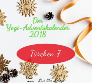 Live Like A Yogi-Adventskalender 2018 Türchen 7 DIY Mala Kette selber machen